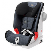 Britax 宝得适 汽车儿童安全座椅 9个月-12岁 精致蓝¥2680.00 8.4折