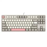 iKBC C200 机械键盘 Cherry红轴 87键 工业灰299元