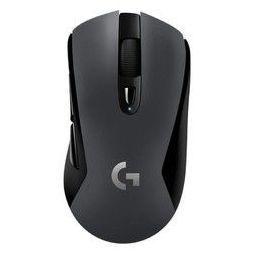 logitech 罗技 Logitech 罗技 G603 LIGHTSPEED 2.4G蓝牙 双模无线鼠标 12000DPI 灰色