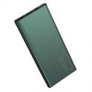 J.ZAO 京东京造 JP216 移动电源 墨绿色 10000mAh Type-c micro usb 18W双向快充80.1元(需买2件,共160.2元)