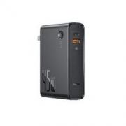 BASEUS 倍思 氮化镓GaN 充电宝充电器 二合一 10000毫安169元