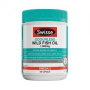 Swisse 无腥味深海鱼油软胶囊 1000mg*400粒