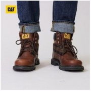 CAT 卡特彼勒 男士马丁靴 P723528I3BDC36