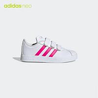 adidas 阿迪达斯 neo VL COURT 2.0 EG3880 小童休闲运动鞋