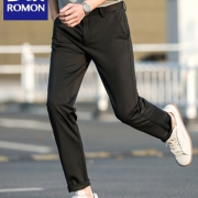 ROMON 罗蒙 HDF229A 男夏季薄款四面弹力宽松直筒长裤69元包邮(需用券)