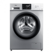 Midea 美的 简尚系列 MG100V31DS5 滚筒洗衣机 10kg 银色