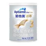 Aptamil 爱他美 卓萃系列 幼儿配方奶粉 3段 380g