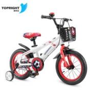 PLUS会员:TOPRIGHT 途锐达 儿童山地自行车 18寸397.24元包邮(需用券)