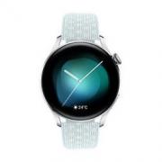 HUAWEI 华为 WATCH 3 智能手表 时尚版 46mm 灰蓝尼龙表带2599元