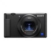 SONY 索尼 ZV-1 1英寸数码相机(9.4-25.7mm、F1.8)黑色4399元