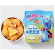 Deer Blue 小鹿蓝蓝 妙趣软芯曲奇 100g11.9元包邮(需用券)