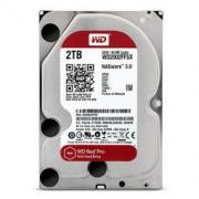 Western Digital 西部数据 WD)红盘Pro 2T4T6T8T10T12T 网络储存NAS服务器机械硬盘 7200转 2TB WD2002FFSX