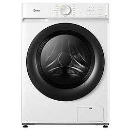 Midea 美的 MD100V11D 洗烘一体机 10KG 白色