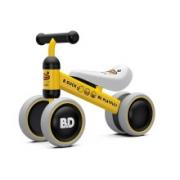 PLUS会员:luddy 乐的 儿童滑行学步车113包邮(双重优惠)