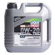 PLUS会员:LIQUI MOLY 力魔 特技AA全合成机油 0W-20 SN级 4L