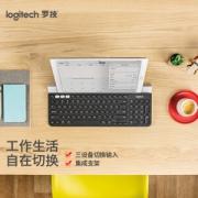logitech 罗技 K780 无线蓝牙键盘260.1元