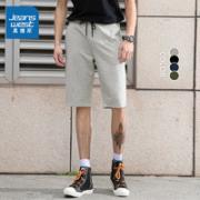 JEANSWEST 真维斯 JW-02-165TB588 男士潮流薄款短裤