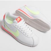 Nike 耐克 Cortez 女款黄勾阿甘鞋