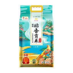 PLUS会员、有券的上:金龙鱼 稻香贡米 5kg