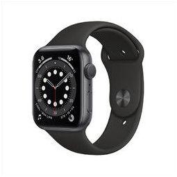 Apple 苹果 Series 6 智能手表 GPS款 44mm 黑色