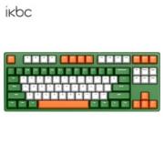 iKBC 探险系列 Z200 无线键盘 87键 TTC红轴279元包邮(需用券)
