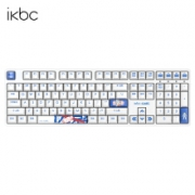 iKBC Z200 Pro 2.4G无线机械键盘 108键 TTC红轴 中国航天联名379元