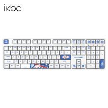 iKBC Z200 Pro 2.4G无线机械键盘 108键 TTC红轴 中国航天联名