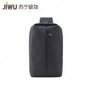 JIWU 苏宁极物 男士便携单肩斜挎包29.9元+运费