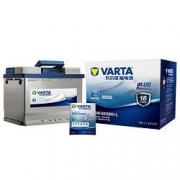 PLUS会员:VARTA 瓦尔塔 汽车电瓶蓄电池蓝标L2-400 12V