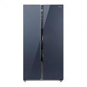 Panasonic 松下 NR-EW60WPB-G 对开门冰箱 570L4940元