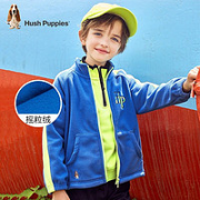 Hush Puppies 暇步士 儿童摇粒绒外套¥79.00 3.6折