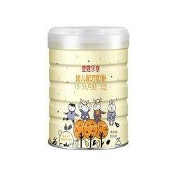 Moohko 麦蔻 乐享3段1-3岁婴幼儿配方奶粉添加乳铁蛋白 丹麦原装进口 800g/罐 6罐装