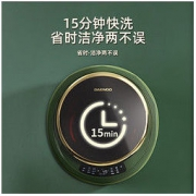 DAEWOO 大宇 DY-BGX06 迷你壁挂洗衣机 3KG 极光银3499元包邮(双重优惠)