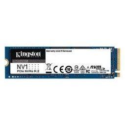 Kingston 金士顿 SSD固态硬盘 M.2接口(NVMe协议) NV1系列 500G NV1