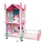 imybao 麦宝创玩 公主城堡娃娃屋29.9元包邮(需用券)