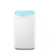 PLUS会员:Haier 海尔 EBM30-R198 迷你波轮洗衣机 3kg870.55元包邮(双重优惠)