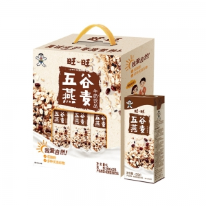 88VIP:Want Want 旺旺 五谷燕麦牛奶 250ml*12盒