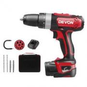DEVON 大有 5230-Li-12TSI 多功能充电钻套装 软包版379元