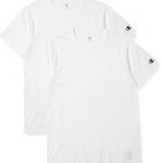 L码!Champion CM1-T701 男士圆领T恤  58.74元含税直邮