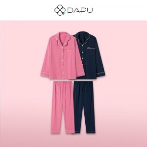 DAPU 大朴 情侣睡衣套装  AE3F12204