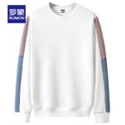 ROMON 罗蒙 6W141202 男士纯色圆领卫衣¥59.00 1.2折
