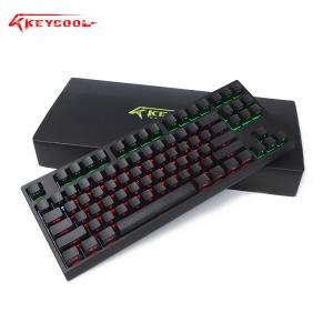 keycool 凯酷 GZ-87 活力版 三模机械键盘 87键