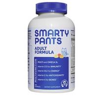 SmartyPants 成人男女复合维生素bce叶酸生物素营养软糖 180粒