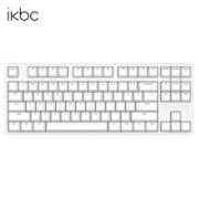 iKBC C87 87键 有线机械键盘 Cherry红轴