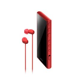 SONY 索尼 NW-A105HN 音频播放器 16GB 红色(USB、Type-C)