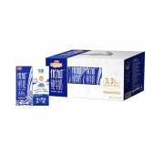 88vip:光明 优加纯牛奶 250ml*12盒*3件104.21元包邮(合34.74元/件)