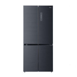 Midea 美的 507升十字对开门冰箱 一级能效 节能变频风冷无霜 BCD-507WTPZM(E)
