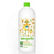 BabyGanics 甘尼克宝贝 奶瓶清洗剂 橘香款 946ml¥46.58 3.6折 比上一次爆料降低 ¥1.67