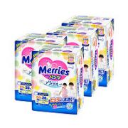 Merries 妙而舒 婴儿拉拉裤 XXL 26片 4件装