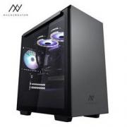MACHENIKE 机械师 创物者M II代台式机电脑 (i5-11400、16GB、512GB SSD、GT730)3998.99元